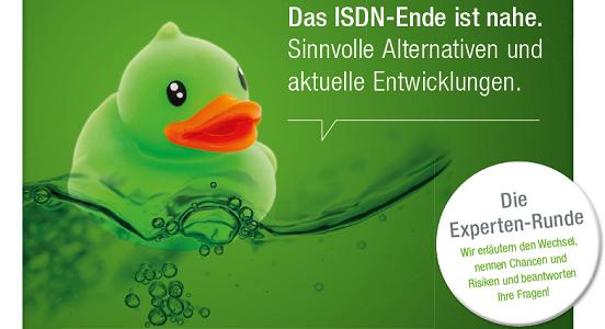Das ISDN-Ende ist nahe_Telefonie-Seminar und Checkliste