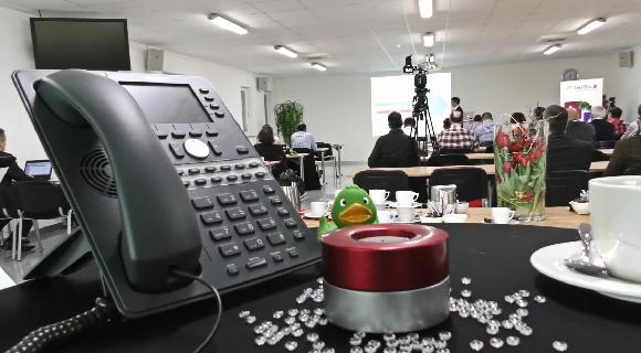 Jetzt anmelden: NETHINKS-Telefonie-Seminar in Fulda