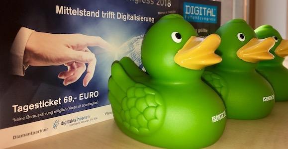 NETHINKS beim DigitalFUTURE Congress - jetzt Eintrittskarte sichern!