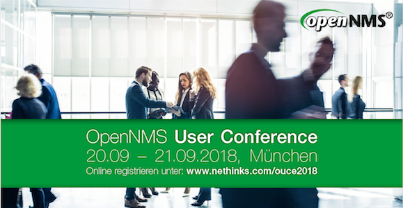 Save the Date: OpenNMS-Konferenz OUCE 2018 in München