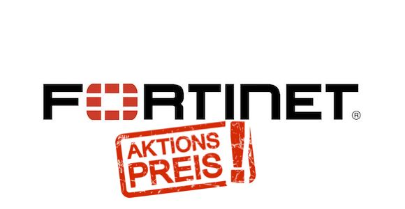 Fortinet Bundle Sonderaktion