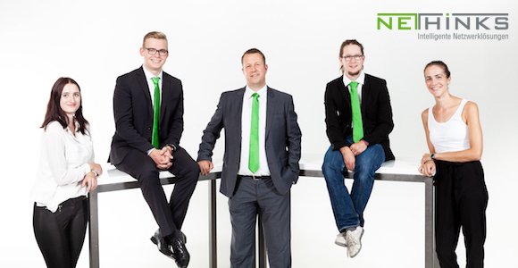NETHINKS-News: Sommerfest mit Floßbau | 5 neue Mitarbeiter seit Juni 2018
