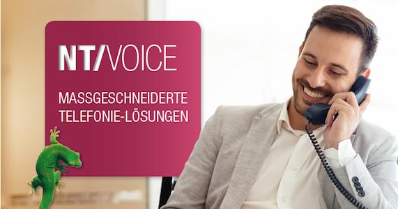 NT/Voice: Individuelle Telefonie-Lösungen und zeitgemäße Tarife