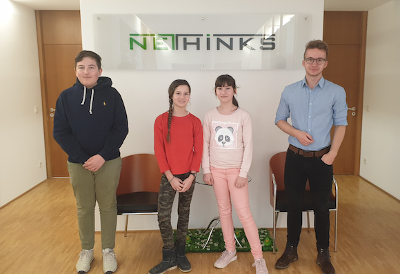 Girls und Boys Day 2019 NETHINKS