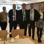 NETHINKS Business Breakfast ISDN NT-Team