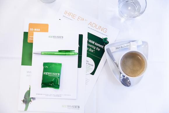 Innovative Technologie im Blickpunkt: Business Breakfast zu SD-WAN