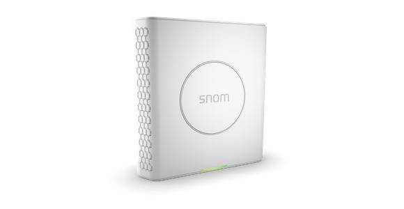 Skalierbar und vielseitig- Neue DECT-Basisstation M900 von Snom