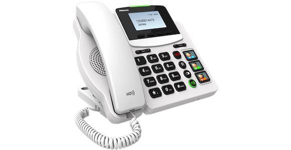 Telefon_Akuvox_R15P_Seniorengerechte_VoIP-Technologie