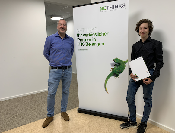 Praktikum bei NETHINKS